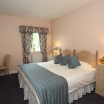 Room at the 3 Star Sunninghill Hotel, Elgin