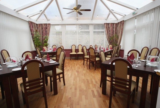 Sunninghill 3 star hotel Elgin: Function Room